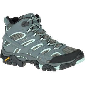 Merrell Moab 2 Mid GTX Shoes Women teal